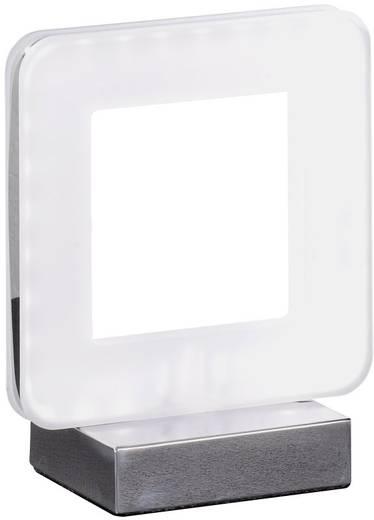 LED-Tischlampe 5.2 W Warm-Weiß WOFI Nic 808301015000 Chrom