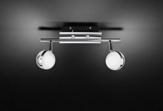 LED-Deckenstrahler 12 W Warm-Weiß WOFI Fulton 7740.02.01.1000 Chrom