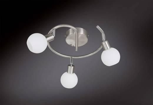 LED-Deckenstrahler 15 W Warm-Weiß ACTION Nois 907103640000 Nickel (matt)