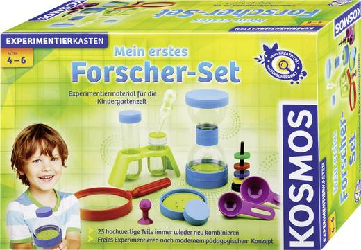 Experimentier-Box Kosmos Mein erstes Forscher-Set 606022 ab 4 Jahre