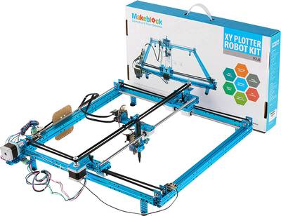 Robot in kit da montare Makeblock XY-Plotter Robot Kit V2.0