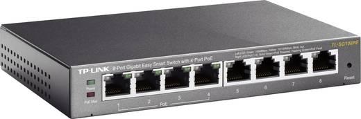 TP-LINK TL-SG108PE Netzwerk Switch RJ45 8 Port 1 Gbit/s PoE-Funktion