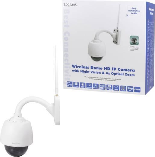 WLAN IP Kamera (1280 x 960 Pixel) LogiLink WC0049