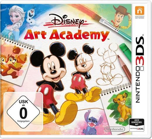 Disney Art Academy Nintendo 3DS & 2DS USK: 0