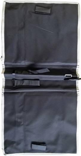 Gepäckträgertasche Dunlop 41740 Grau, Schwarz