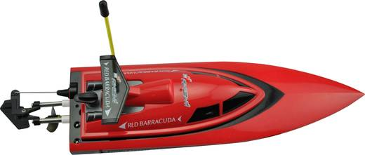 Amewi Red Barracuda RC Motorboot 100% RtR 280 mm