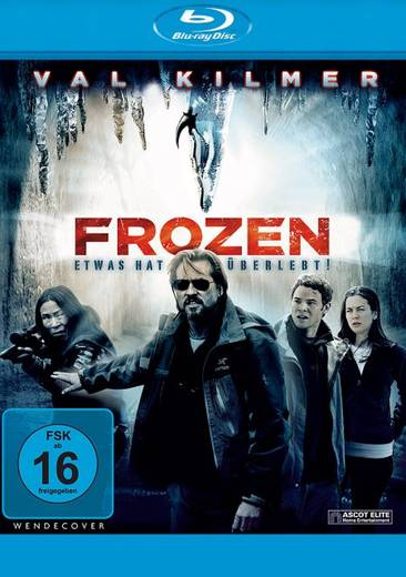 blu-ray Frozen FSK: 16