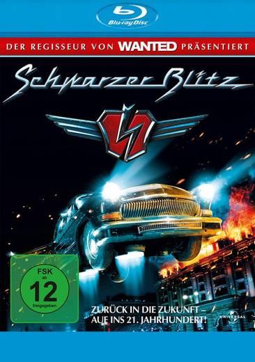 blu-ray Schwarzer Blitz FSK: 12