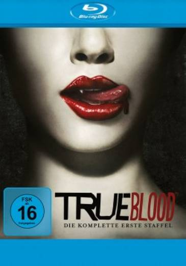 blu-ray True Blood 1. Staffel FSK: 16