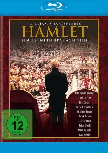 blu-ray Hamlet FSK: 12