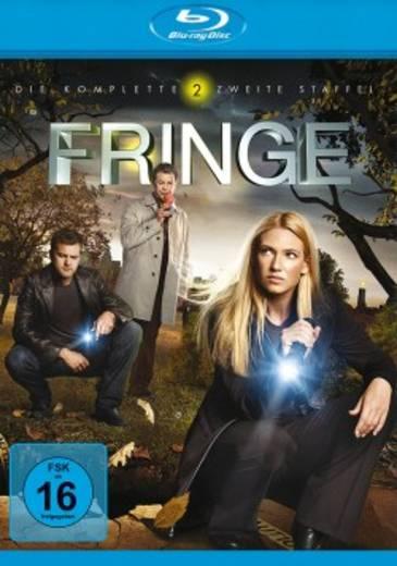 blu-ray Fringe 2. Staffel FSK: 16