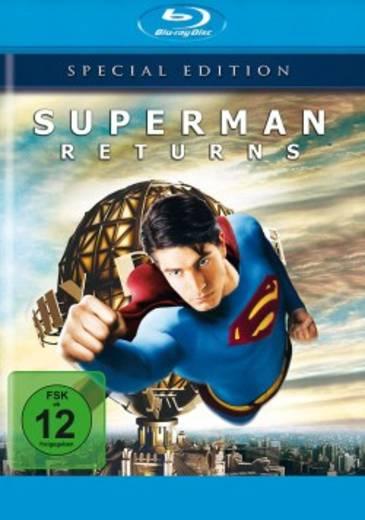 blu-ray Superman Returns FSK: 12