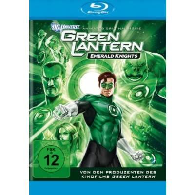 blu-ray Green Lantern: Emerald Knights FSK: 12 Preisvergleich
