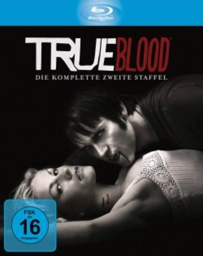 blu-ray True Blood 2. Staffel FSK: 16