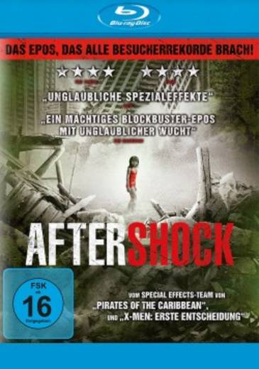 blu-ray Aftershock FSK: 16
