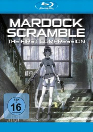 blu-ray Mardock Scramble The First Compression FSK: 16