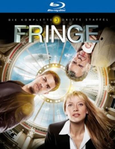blu-ray Fringe 3. Staffel FSK: 16