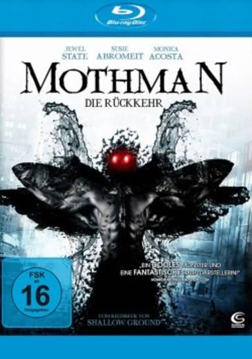 blu-ray Mothman FSK: 16