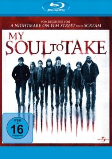 blu-ray My Soul to take FSK: 16