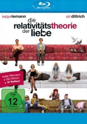 blu-ray Die Relativitätstheorie der Liebe FSK: 12