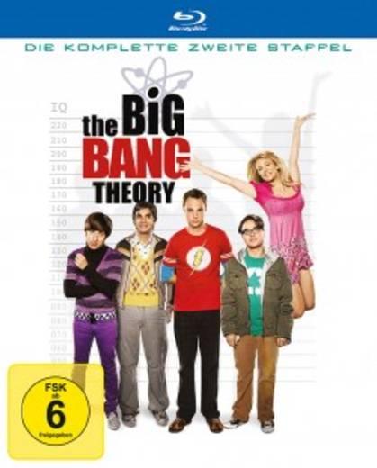 blu-ray The Big Bang Theory FSK: 6