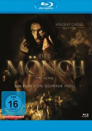 blu-ray Der Mönch FSK: 16