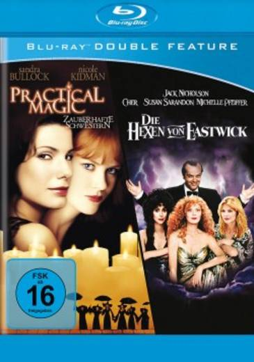 blu-ray Practical Magic-Hexe FSK: 16