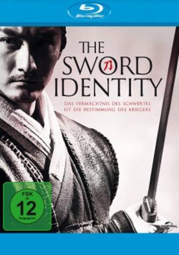 blu-ray The Sword Identity FSK: 12
