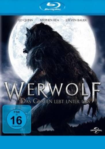 blu-ray Werewolf - Das Grauen lebt unter uns FSK: 16