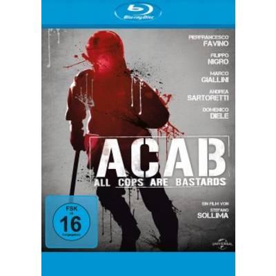 blu-ray A.C.A.B. All Cops Are Bastards FSK: 16 Preisvergleich