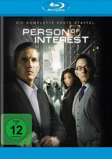 blu-ray Person of Interest FSK: 12