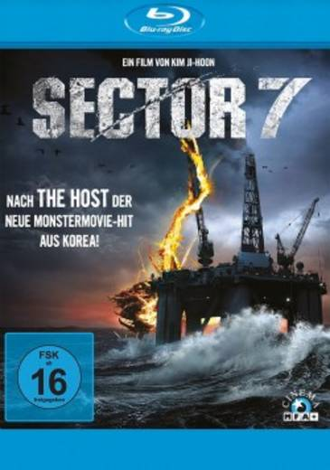 blu-ray Sector 7 FSK: 16