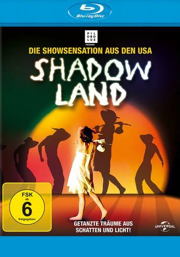 blu-ray Shadowland FSK: 6
