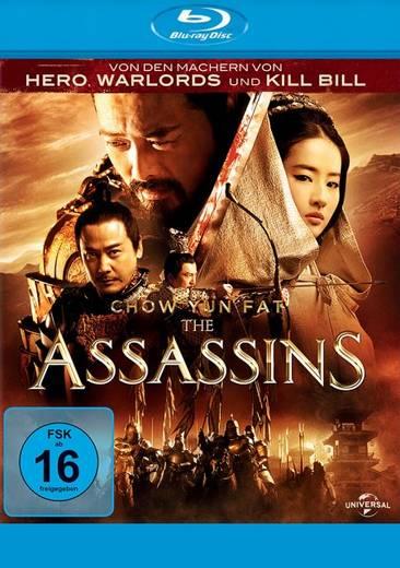 blu-ray The Assassins FSK: 16