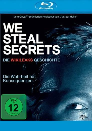 blu-ray We Steal Secrets: Die WikiLeaks Geschichte FSK: 12