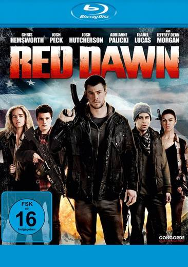 blu-ray Red Dawn FSK: 16