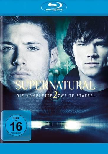 blu-ray Supernatural Season 2 FSK: 16