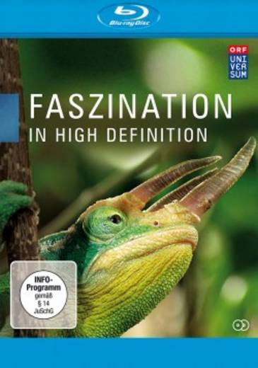 blu-ray Faszination in High Definition