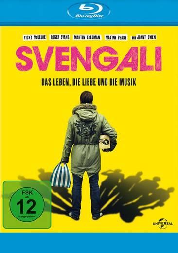 blu-ray Svengali Das Leben, die Liebe und die Musik FSK: 12
