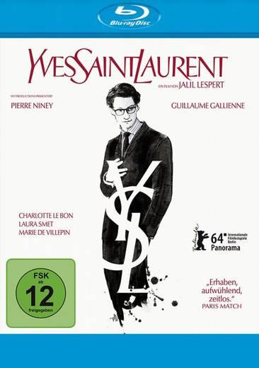 blu-ray Yves Saint Laurent FSK: 12