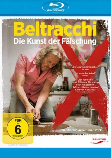 blu-ray Beltracchi Die Kunst der Fälschung FSK: 6