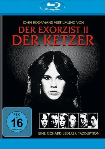 blu-ray Exorzist 2: Der Ketzer FSK: 16