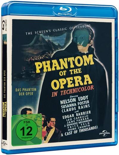 blu-ray Phantom der Oper FSK: 12