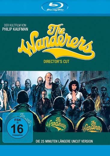 blu-ray The Wanderers FSK: 16