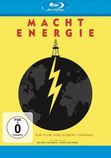 blu-ray Macht Energie FSK: 0