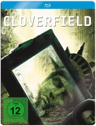 blu-ray Cloverfield FSK: 12