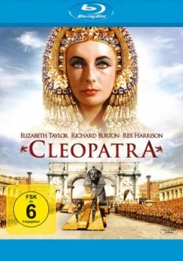 blu-ray Cleopatra FSK: 6