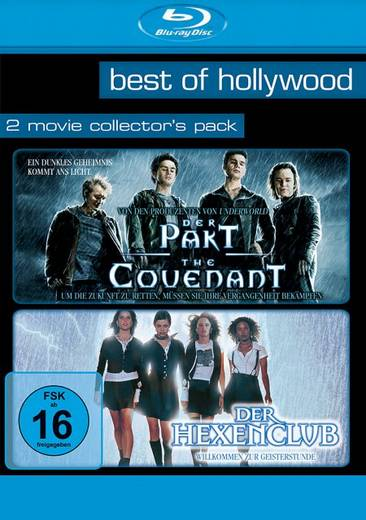 blu-ray Pakt - Der Hexenclub FSK: 16