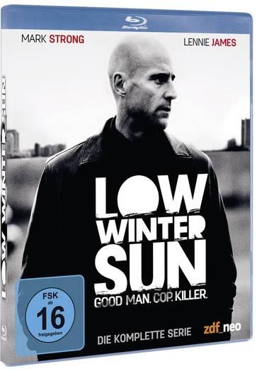 blu-ray Low Winter Sun FSK: 16