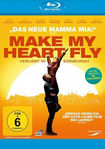 blu-ray Make My Heart Fly Verliebt in Edinburgh FSK: 6